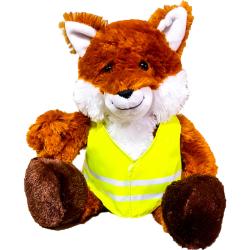 """Peluche renard """"Foxy"""""""